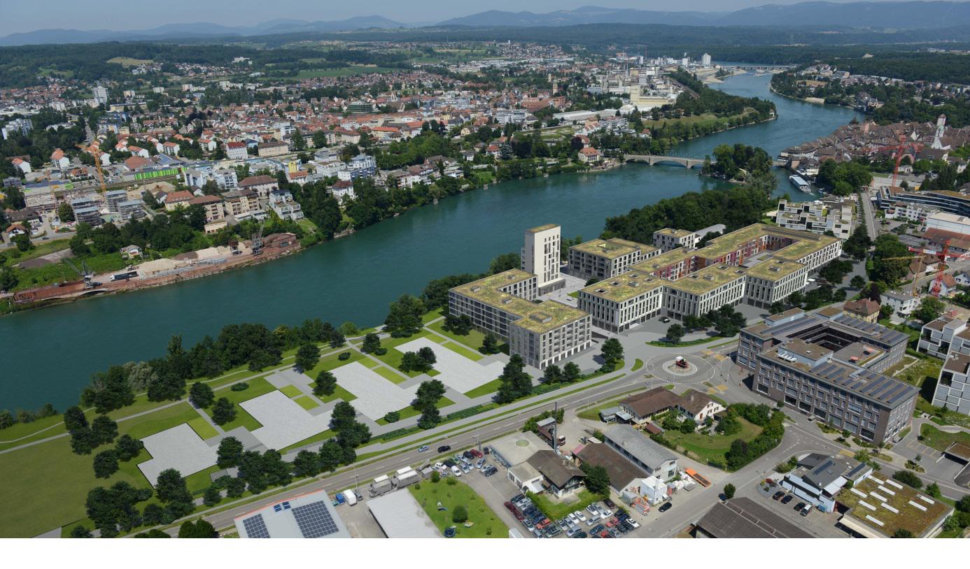 Rheinfelden salmenpark soll erweitert werden immobilien for Thermalbad rheinfelden schweiz