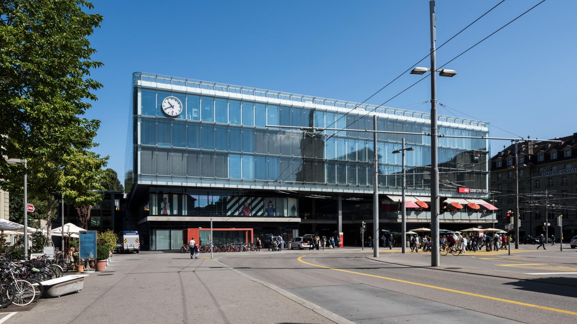 Bahnhof Bern: Viele Veränderungen auf den Retailflächen ...